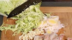 Рыбный суп в китайском стиле. Шаг 3