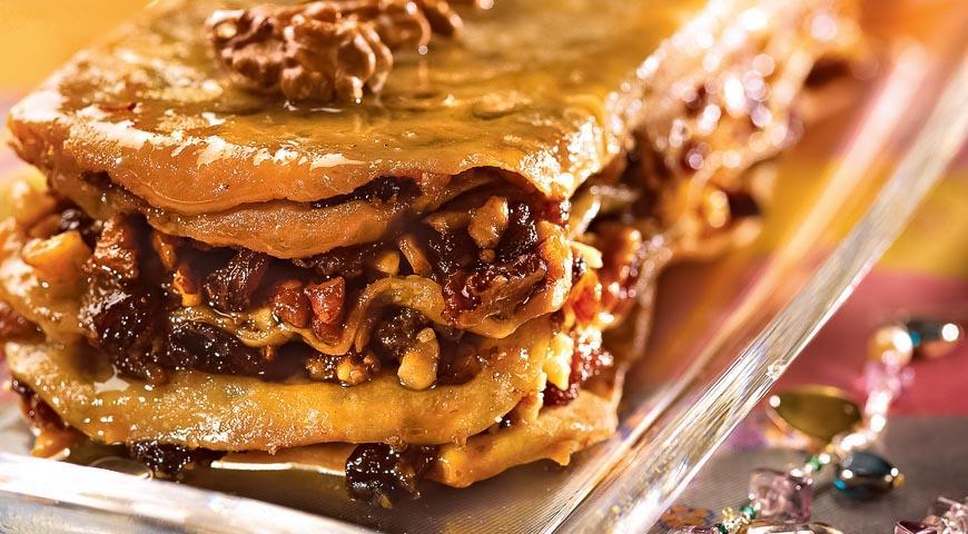 пирожные с орехами рецепты с фото