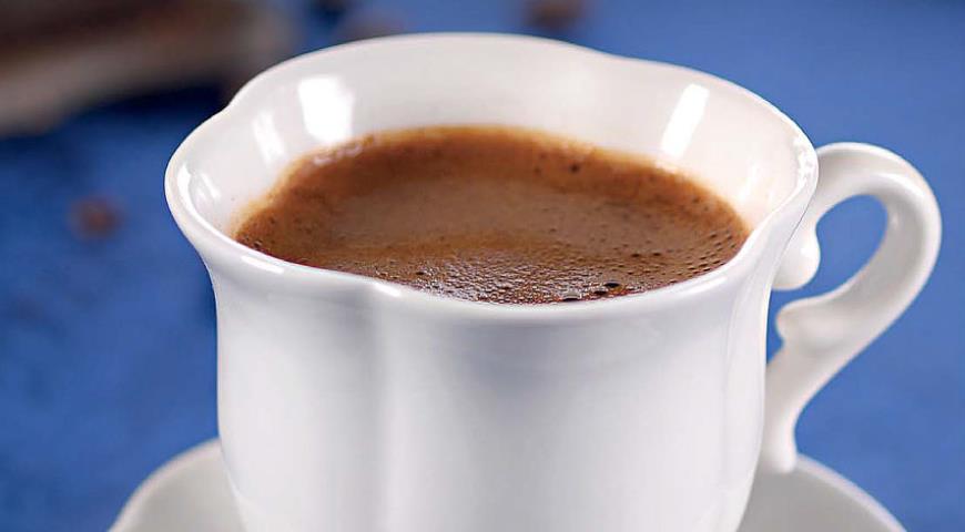 Рецепт Кафе-о-ле (Café au lait)