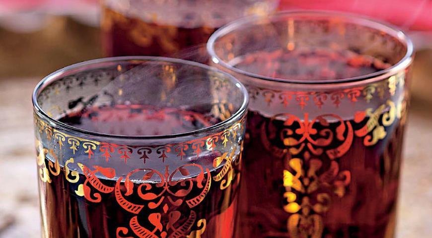 Рецепт Чай каркаде по-восточному