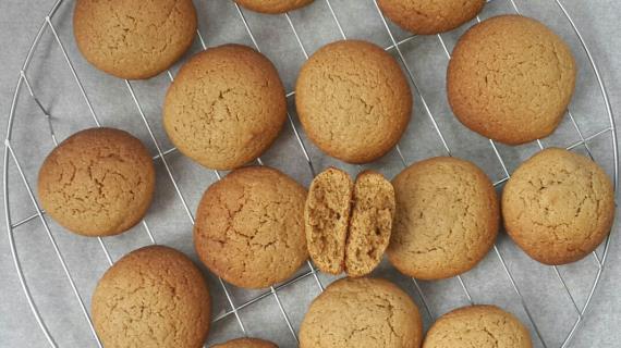 Как сделать домашние печенье рецепт 961