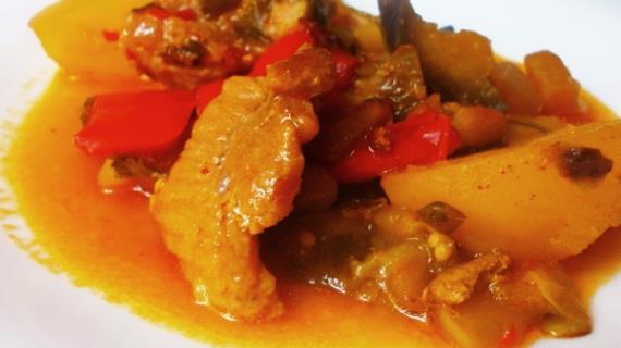 рецепт блюдо на второе из свинины быстро и вкусно рецепты с фото #11