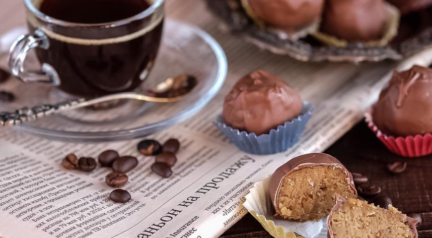 Рецепт Полезные конфеты из нута