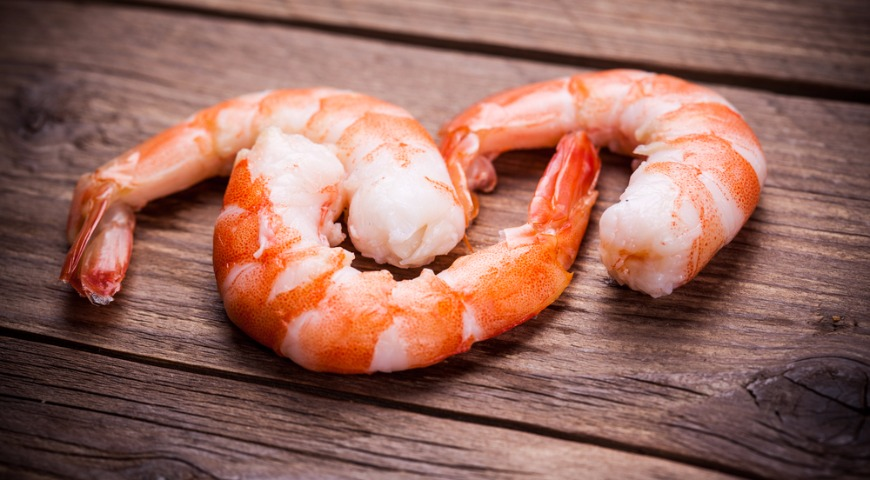 Суши с креветками – полезное и питательное блюдо