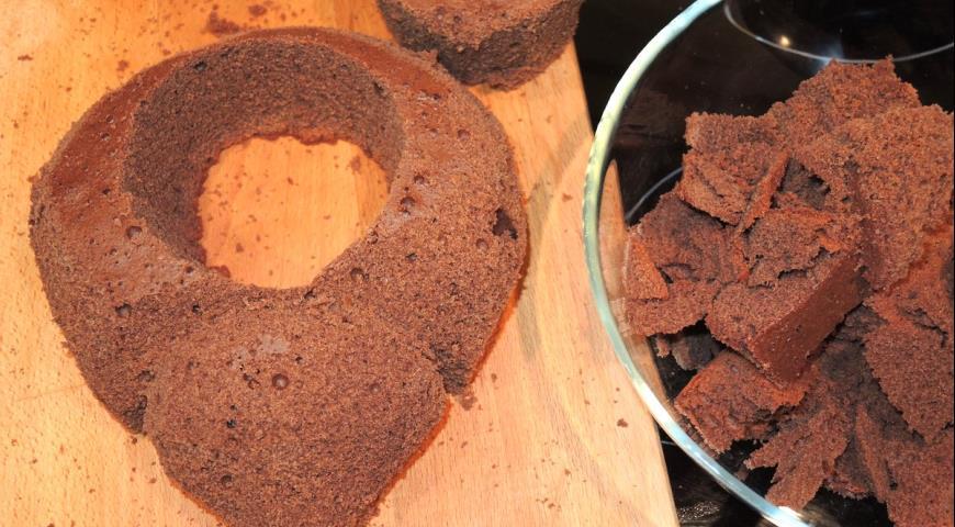 торт ёжик пошаговый рецепт