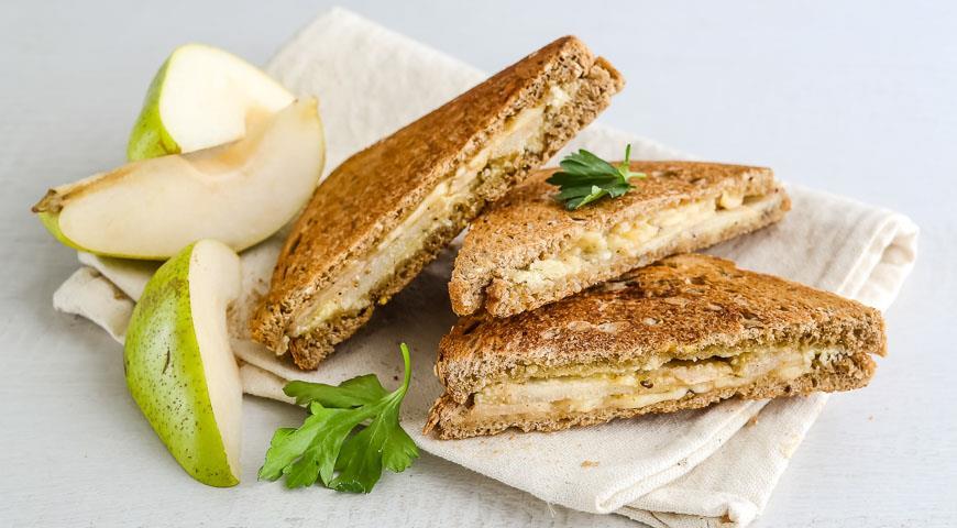 Конкурс рецептов Самый лучший сэндвич