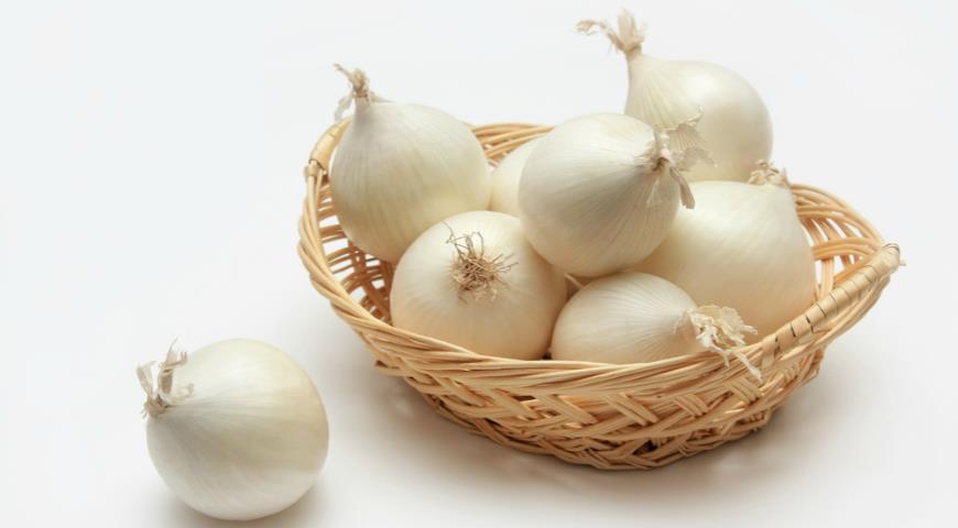 Как готовить лук