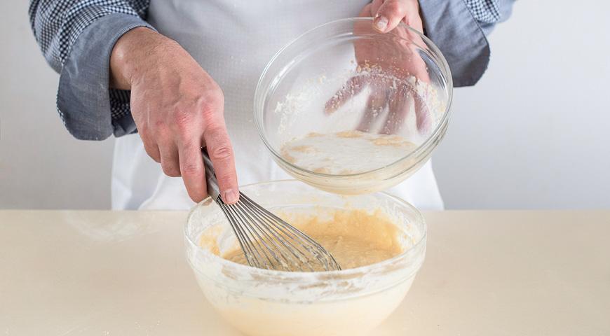 Тонкие ажурные блины на кефире рецепт
