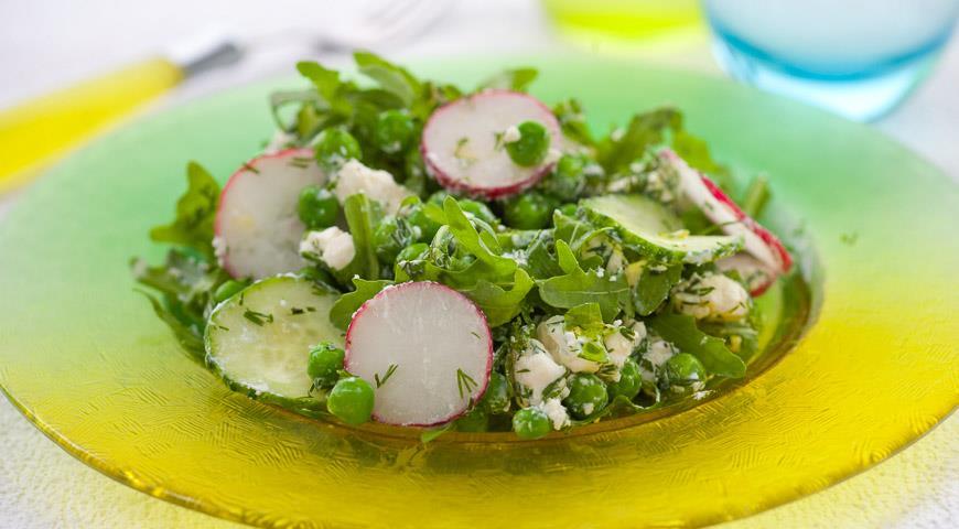 Салат из руколы рецепты пошаговый рецепт 97