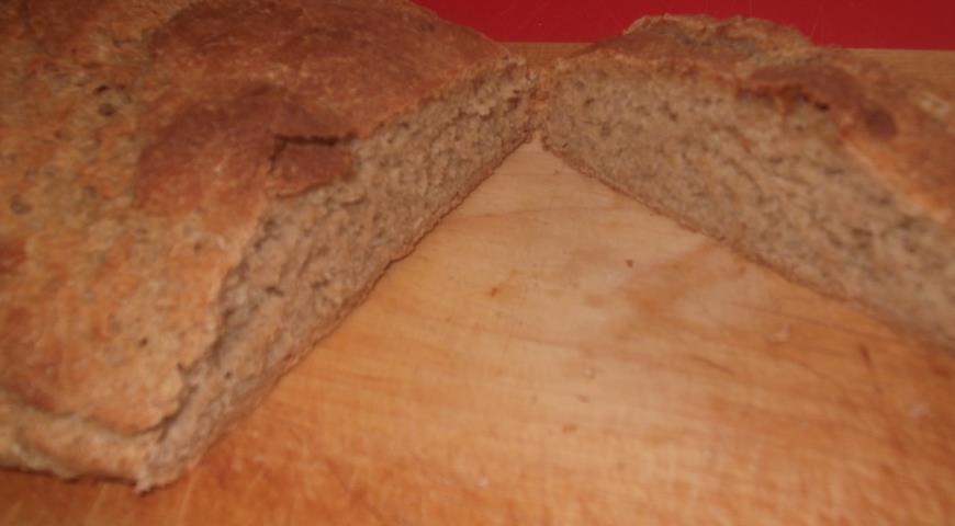 Хлеб ржаной пошаговый с фото
