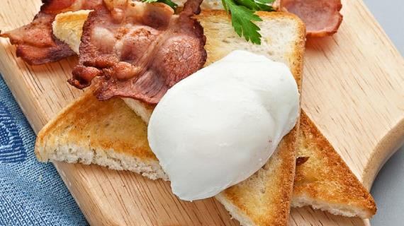 Яйцо-пашот, пошаговый рецепт с фото