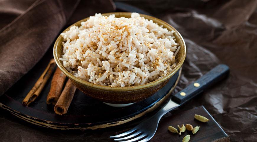 Каша рисовая пошаговый рецепт с фото