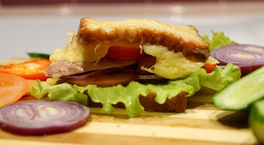 Рецепт Сендвич с курицей