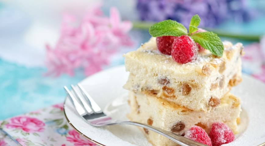 Творожная запеканка с манкой: вкусные рецепты Чудо