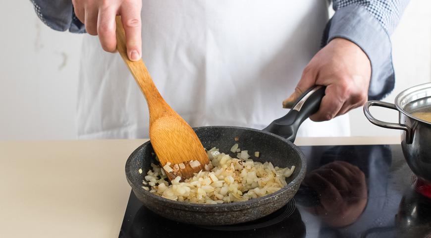 Постные пирожки с картофелем. Шаг 3