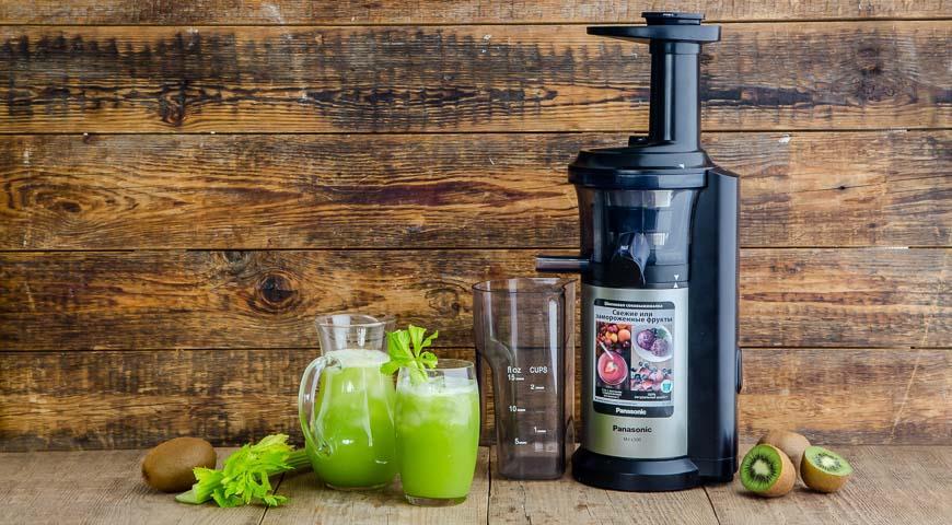 Рецепт Зеленый коктейль
