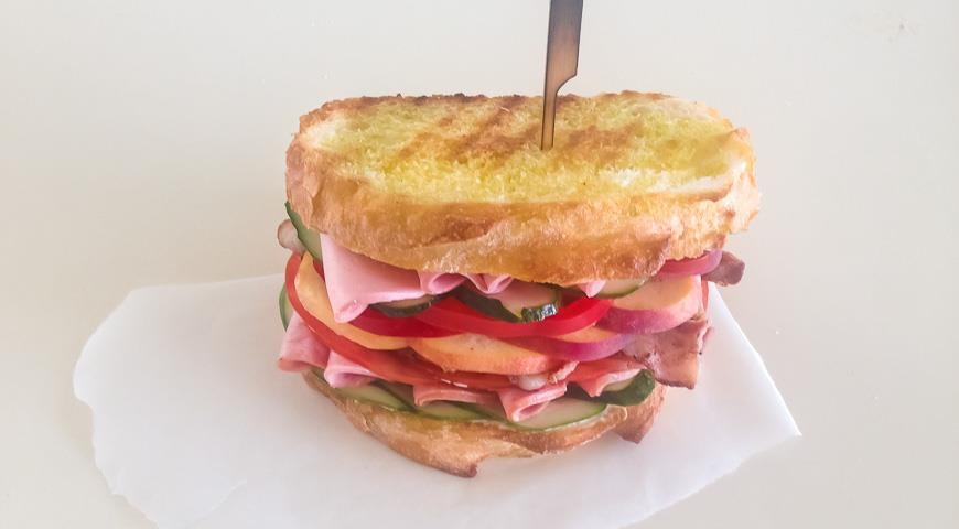sandwich master limited