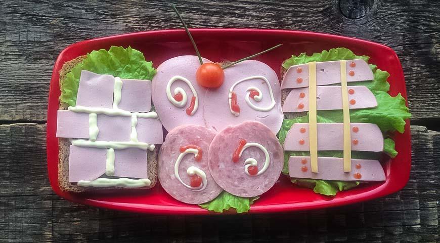 Разные бутерброды рецепты и