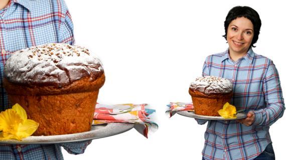 Весенний кекс от Марии Кудряшовой, пошаговый рецепт с фото