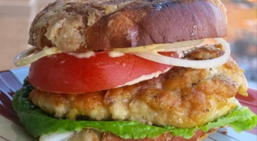 Сэндвичи с куриной грудкой рецепт