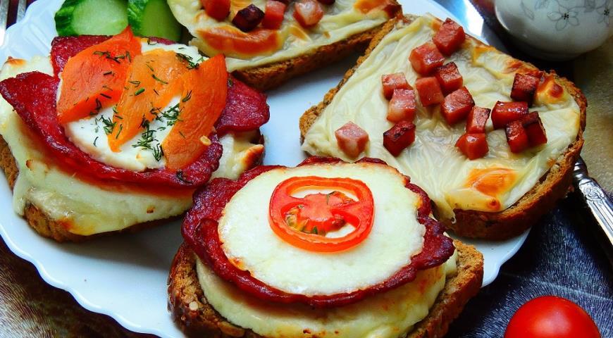 домашние сэндвичи рецепты фото
