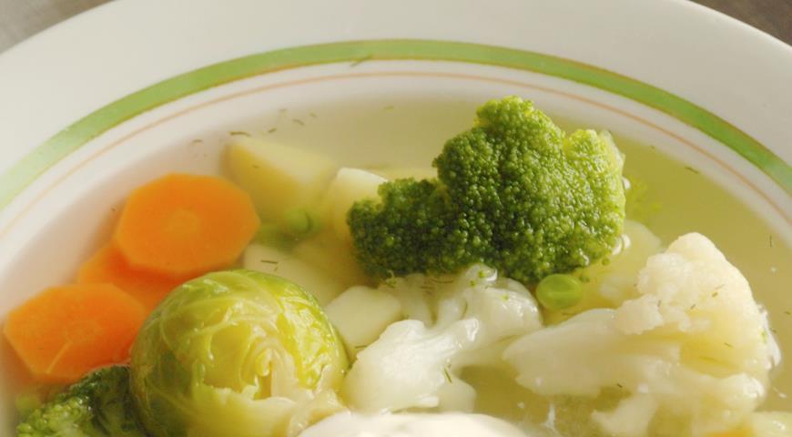 суп из замороженных помидоров рецепт