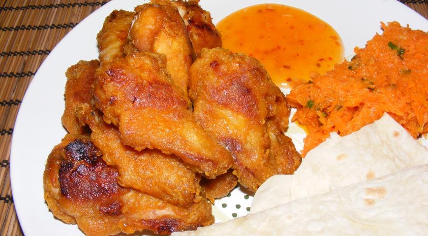 Куриные крылышки в майонезе рецепт с пошагово в духовке