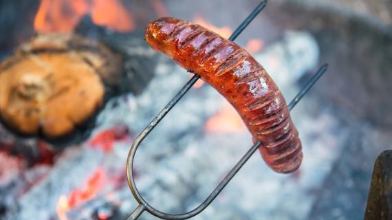 Рецепты гриль и барбекю