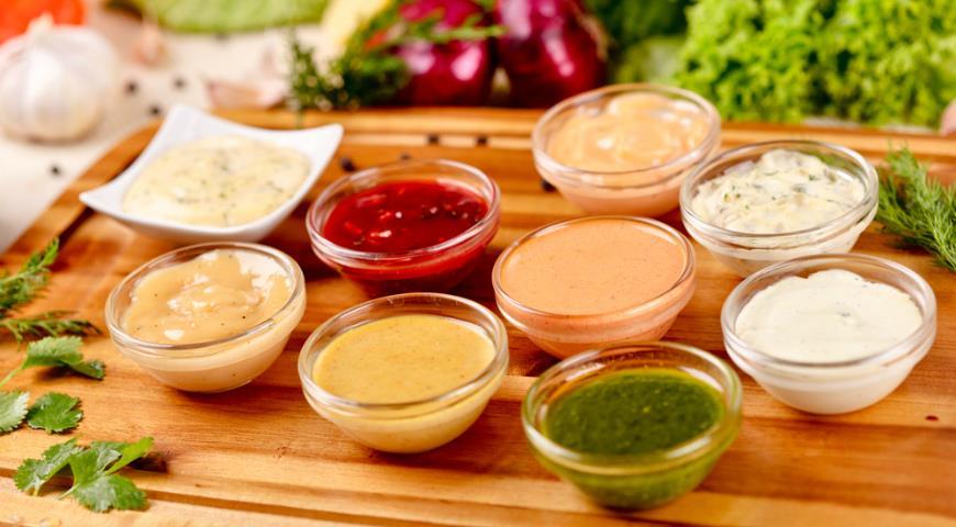 Соусы для пикника. 8 гениальных соусов