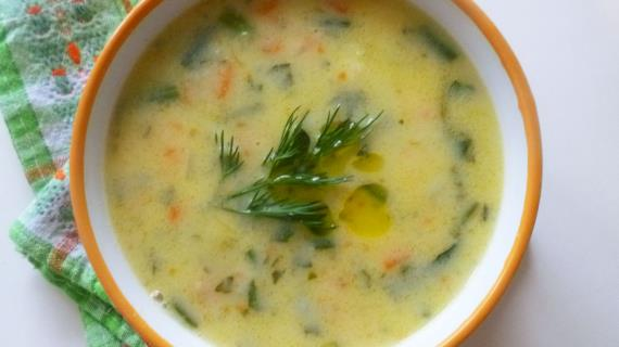 рецепт вкусного супа из птицы