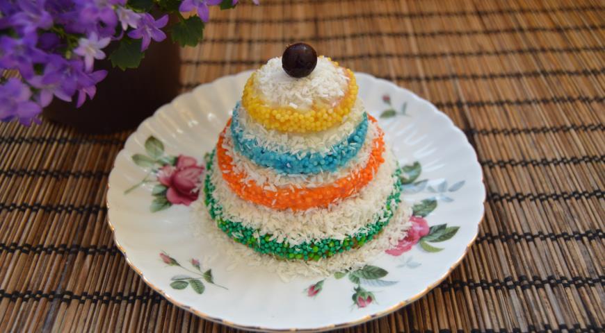 Торты пирожние рецепты с фото