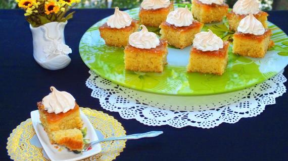 Рецепты пироженных и тортов c фото