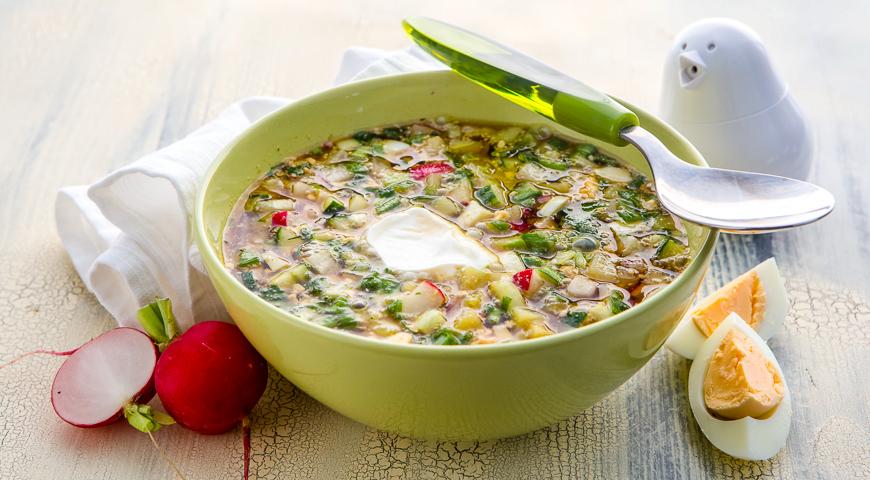 Салат с курицей и омлетом - Пошаговый рецепт с фото Салаты 86