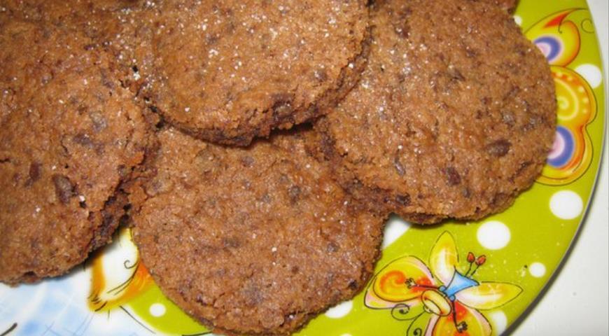 Хрустящее печенье рецепт с фото