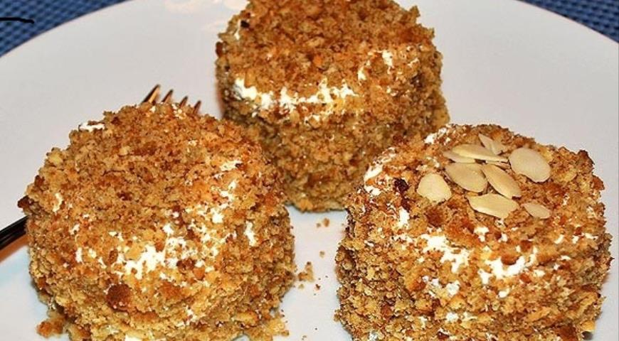 Пирожное бисквита рецепт фото