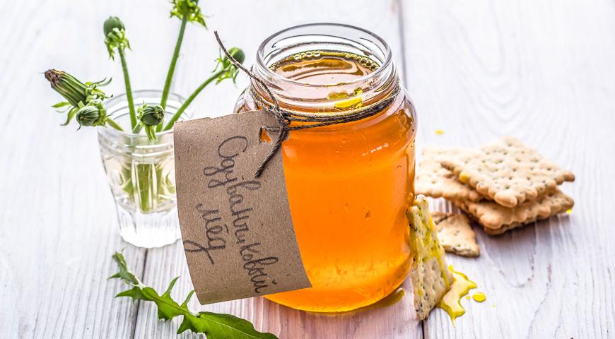 Dermound приготовить мед Как одуванчиковый Sony