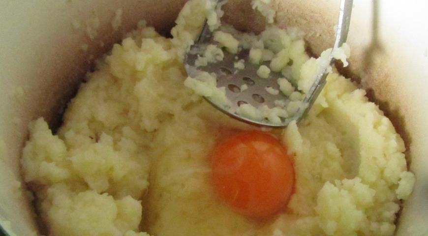 Картофельная запеканка с отварным мясом от Елены Бон. Шаг 9