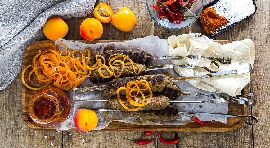 люля в духовке пошаговый рецепт с фото