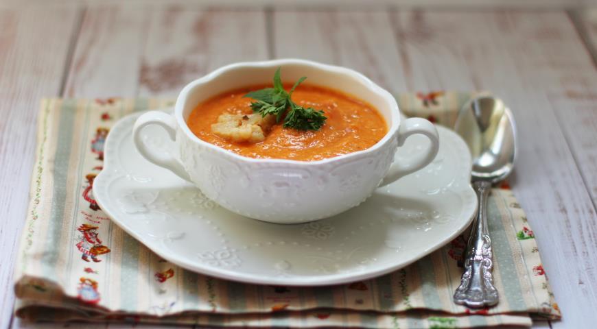 рецепты самых вкусных супов пюре