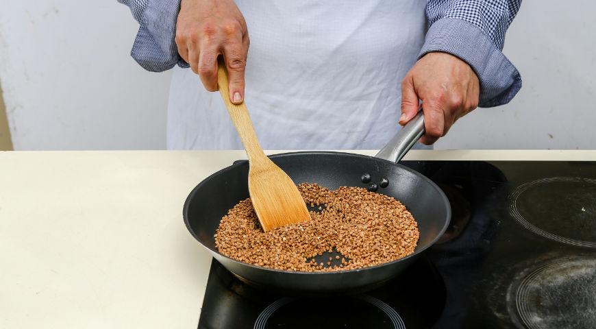 Как варить гречку. Шаг 2