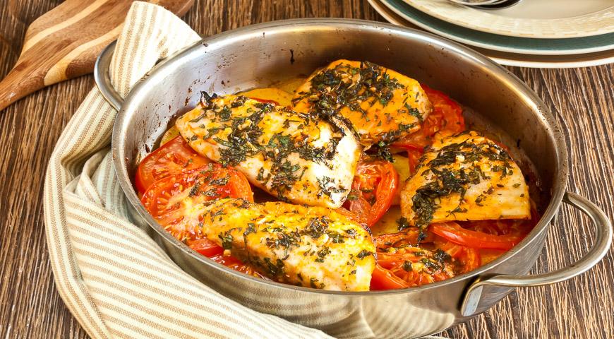 рыба теляпина рецепты