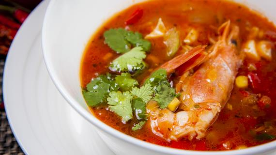 Суп томатный Паркуэлло