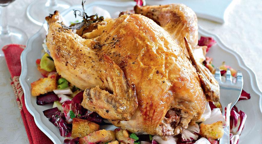 гарниры к курице рецепты с фото