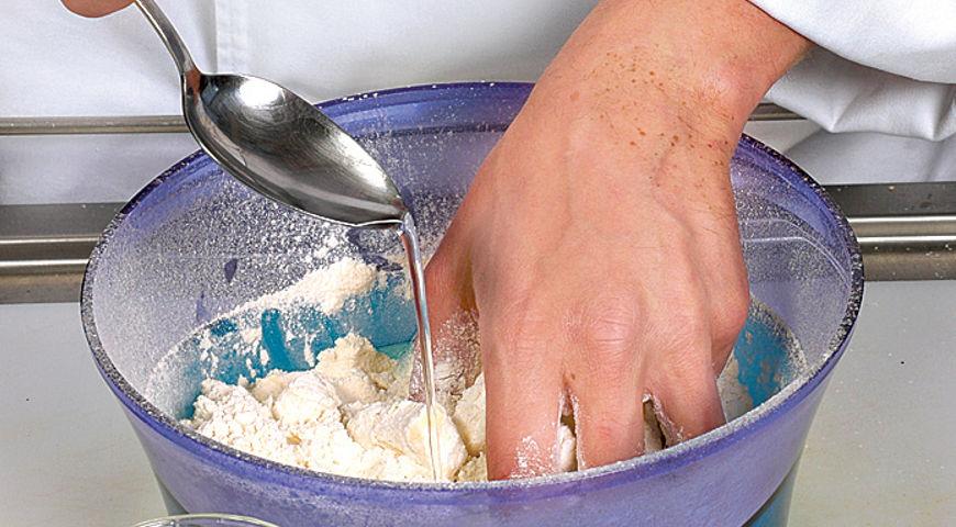Традиционный английский черешневый пирог – кулинарный рецепт
