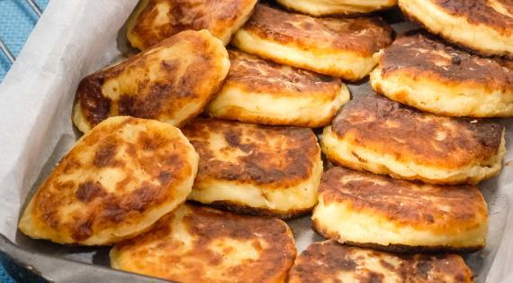 Пончики с ванилью, пошаговый рецепт с фото