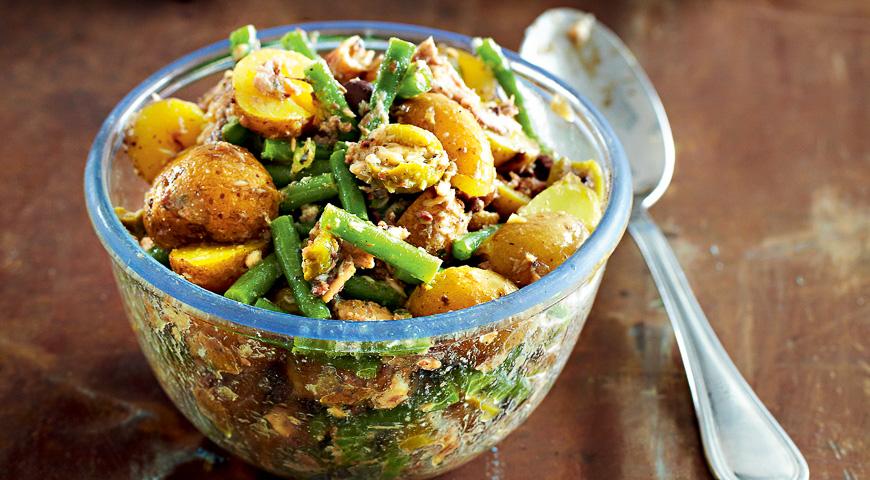 рецепты с фото салатов с сардинами