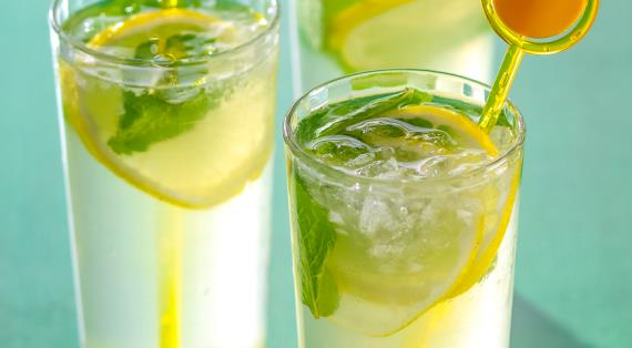 Настоящий американский лимонад