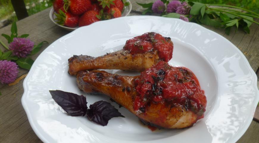 рецепт соуса для шашлыка из курицы