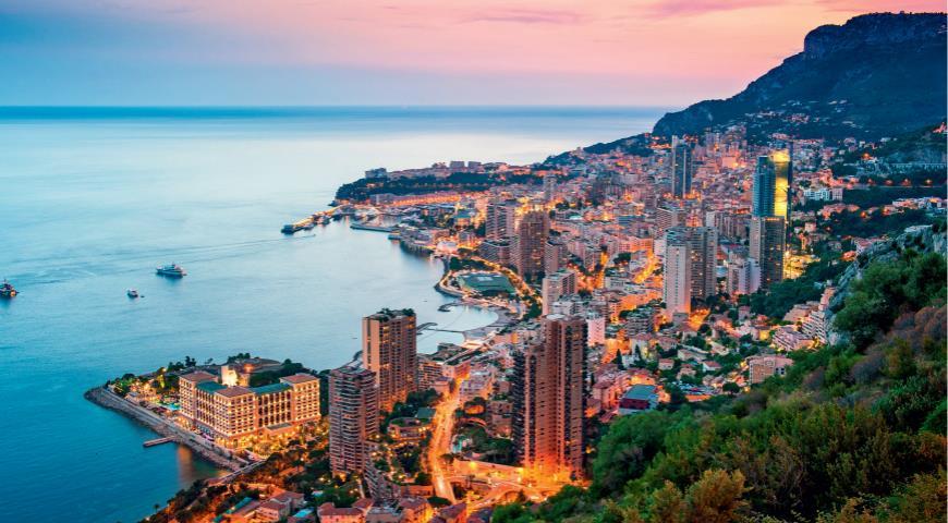 Монако: формула любви
