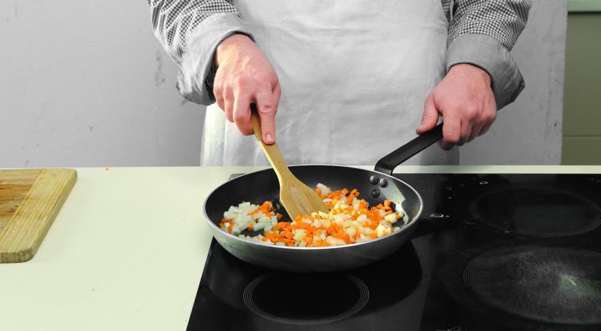Постные щи из квашеной капусты сгрибами, пошаговый рецепт с фото